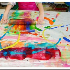 Big Art Projects For Kids Rolling Pin 3 Thumb3