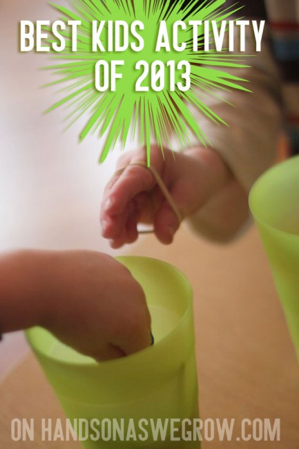 Best kids activity of 2013, plus the top 10!