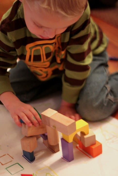 Learning with Blocks