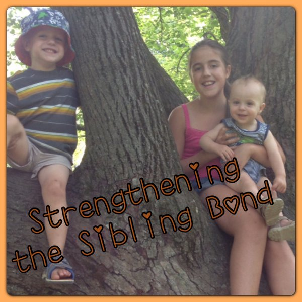 5 Activities to Help Strengthen Sibling Relationships