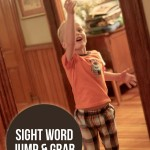 Sight Word Jump & Grab