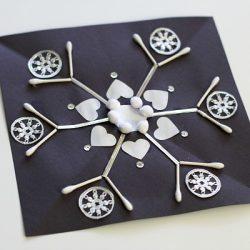Symmetrical Snowflake