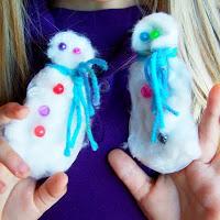 snow puppets