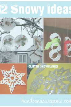 12 Snow Activities for Kids this Winter