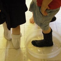 Mopping! 30 Gross Motor Activities for Kids!
