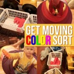 Sort Colors & Get Moving With a Play Tunnel