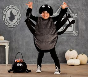 Spider Halloween Costume for Kids on Pottery Barn Kids