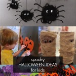 Spooky [and Fun] Halloween Ideas for Kids