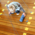 String a Line to Matching Pairs for Sight Words
