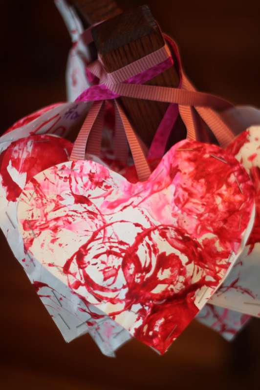 Valentines Crafts For Preschoolers