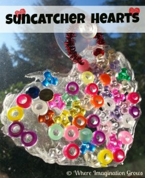 East Heart Suncatchers from Where Imagination Grows