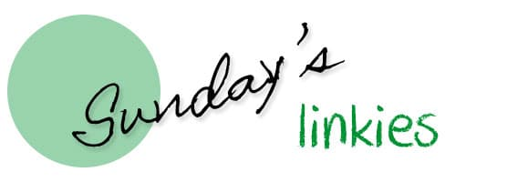 sunday-linkies