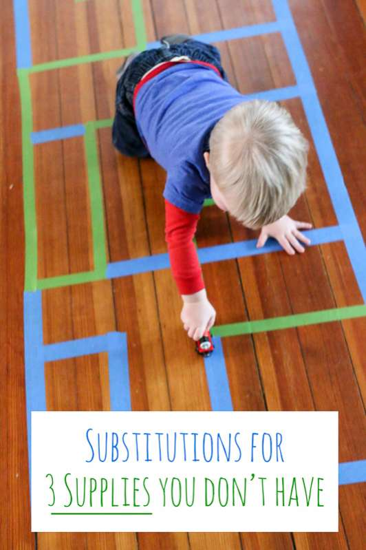 Subsutions For 3 Supplies You Don T Have