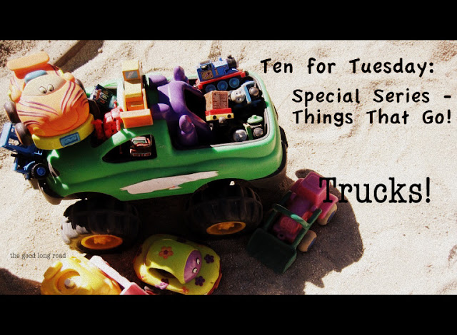 Things that Go: Trucks