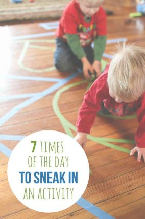 How to Do Activities | Hands On As We Grow®