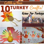 Gobble Up These 10 Turkey Crafts!
