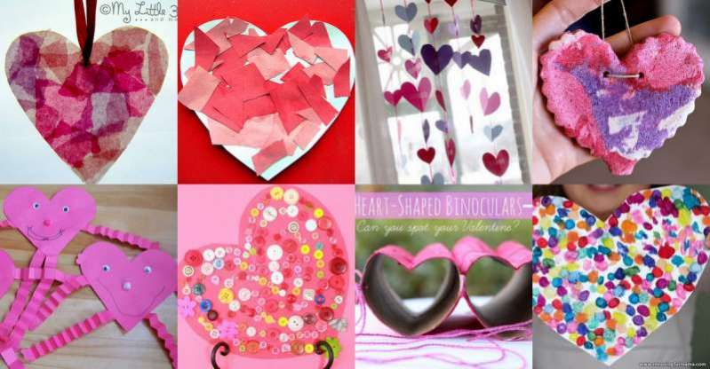 21 Of The Best Valentine Crafts For Preschoolers