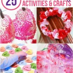 25 Valentine's Activities & Crafts for Kids