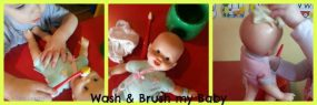 Babydoll Wash from Me & Marie Learning