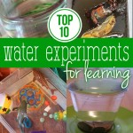 Top 10 Water Experiments for Kids: For Learning!