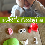 "The ""What's Missing?"" Memory Activity for Kids"
