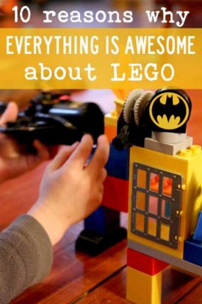 Why Everything is Awesome about Lego blocks -- #10 is my fave.