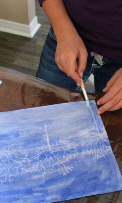 winter-art-crayon-resist-2