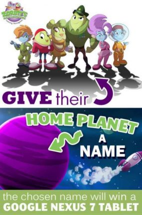 Give Zorbit's home planet a name